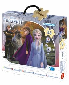 ASK 25 BIT DISNEY FROZEN II